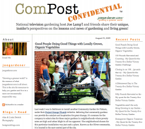 Compost Confidential Blog