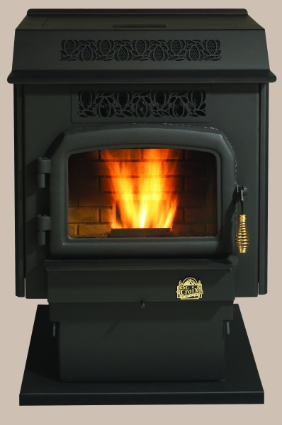 Our corn stove looks a lot like this one