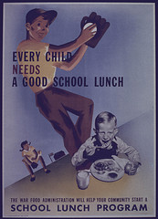Every Child Needs a Good School Lunch
