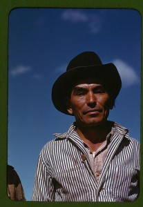 Migrant worker, Robstown, Tex., 1942