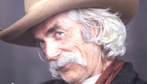 "Sam Elliott is the voice of ""Beef: It's What's for Dinner?"""